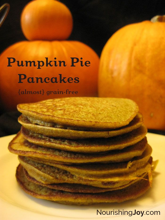 Pumpkin Pie Pancakes | Pumpkin Pies, Pancakes and Pies