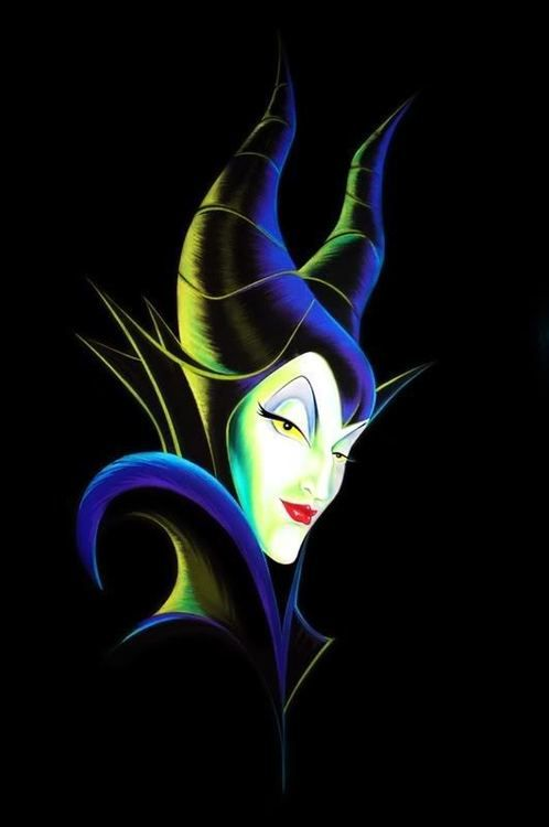 Maleficent. One of the best villains, up there with Ursala.