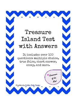 essay questions on treasure island