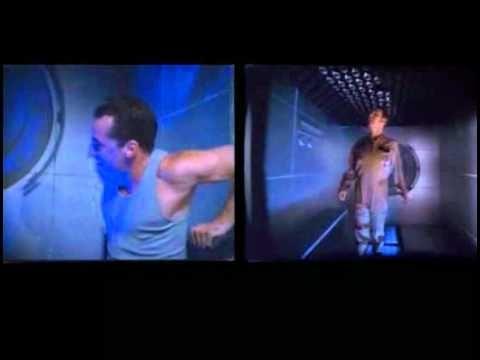 Rocketman Isolation Chamber Scene