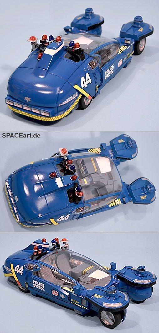Blade Runner: Spinner Car, Modell-Bausatz ... https://spaceart.de/produkte/br002.php