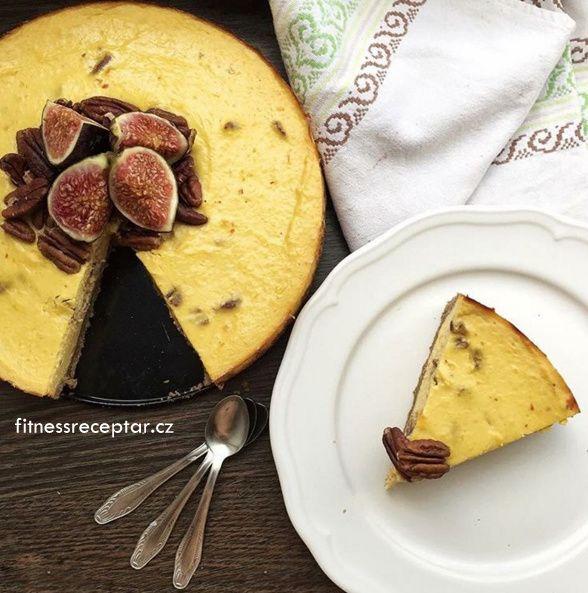 Dýňový koláč s tvarohem