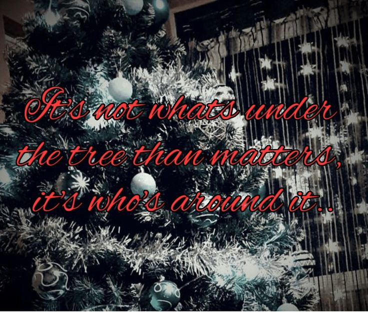 about Christmas