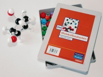 Molekülbaukasten Organische Chemie - Die einfachste Methode, Chemie anschaulich zu lernen (PS nonbooks) von Pearson Education Deutschland http://www.amazon.de/dp/3827372631/ref=cm_sw_r_pi_dp_u8Phwb1P58HEH