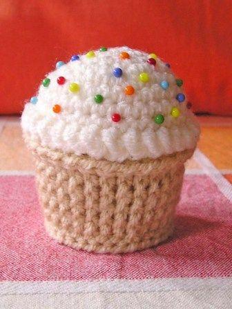 crochet pincushion - Google Search
