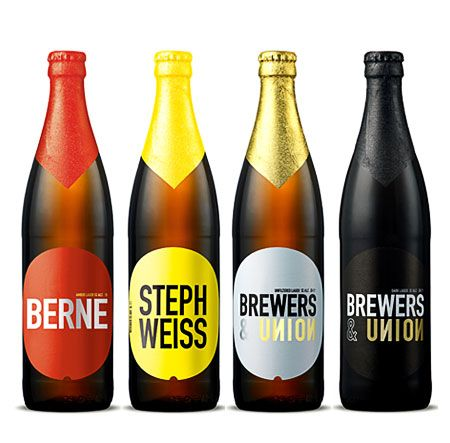 Brewers & Union Bottles