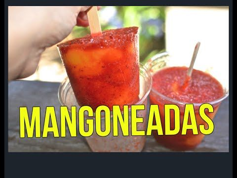 Easy Mangonada Recipe - how to make mangonada - YouTube
