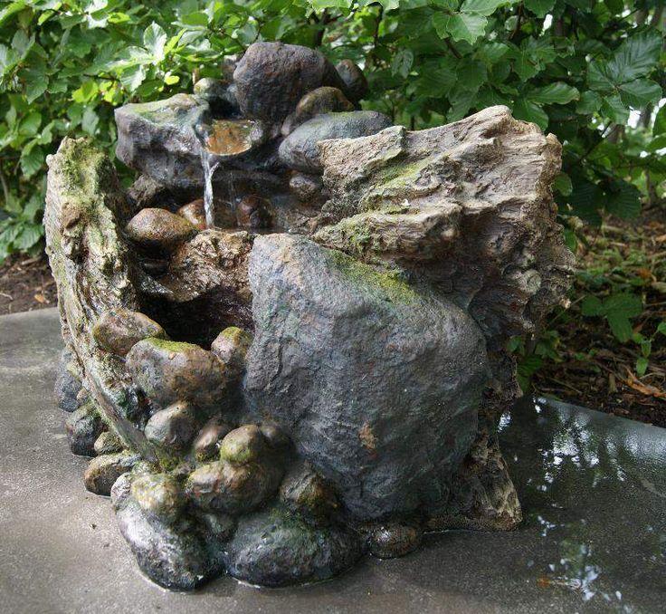 desiner brunnen garten google suche oase wassergarten