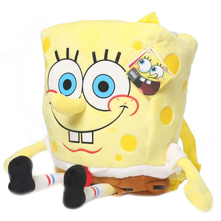 Now Available on our store: New Spongebob Plu... Check it out here! http://ima-toys.myshopify.com/products/new-spongebob-plush-backpack-or-stuffed-toys-soft-sponge-bob-plush-toy?utm_campaign=social_autopilot&utm_source=pin&utm_medium=pin