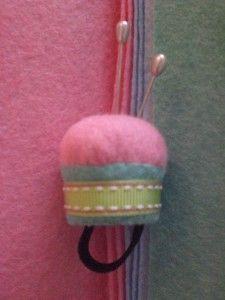 Little Gem pin cushions | Fleur Susannah