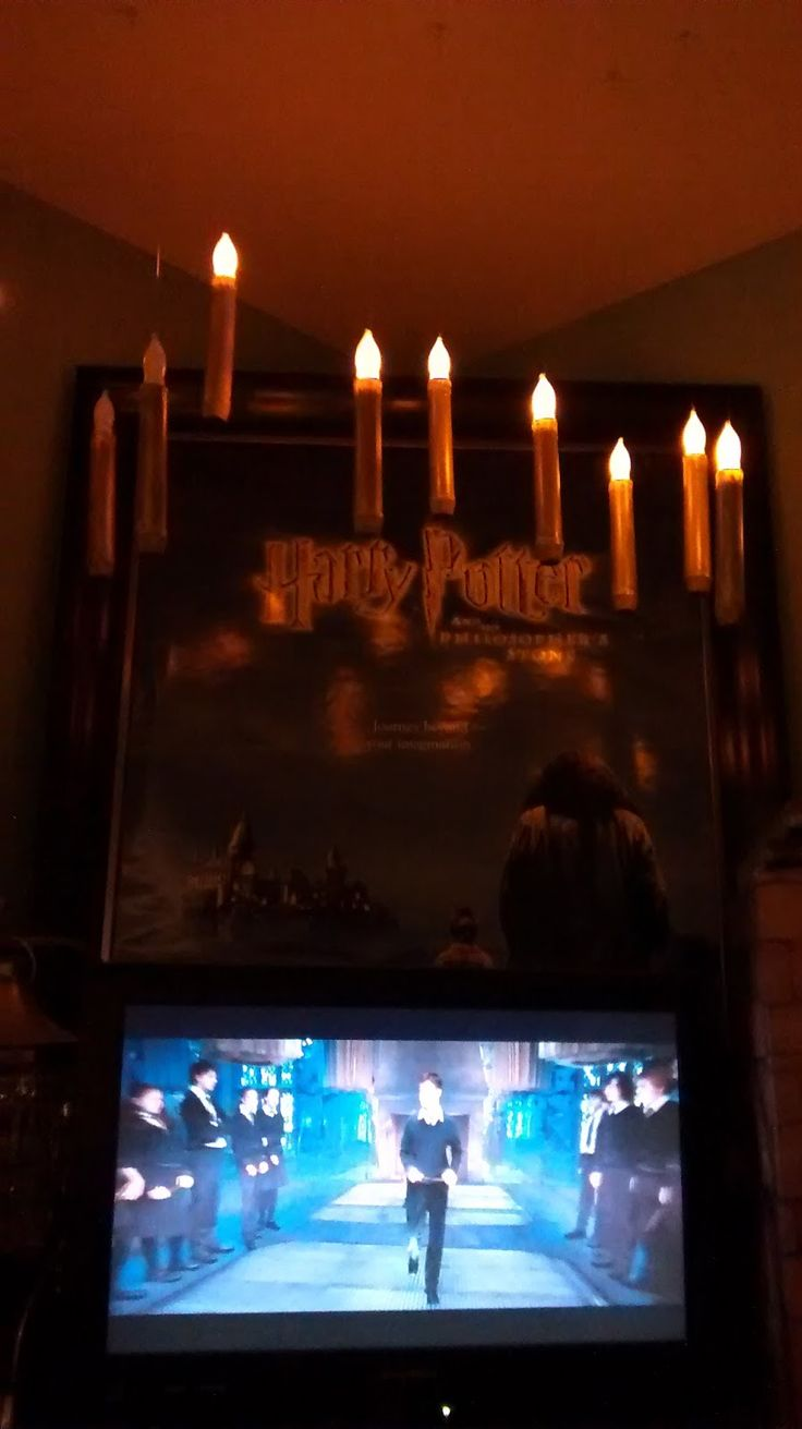 Curly Girly: Hogwarts Great Hall Floating Candles