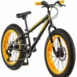Mongoose Fat Tire Bike Massif Boy's 20″supersized beach cruiser.