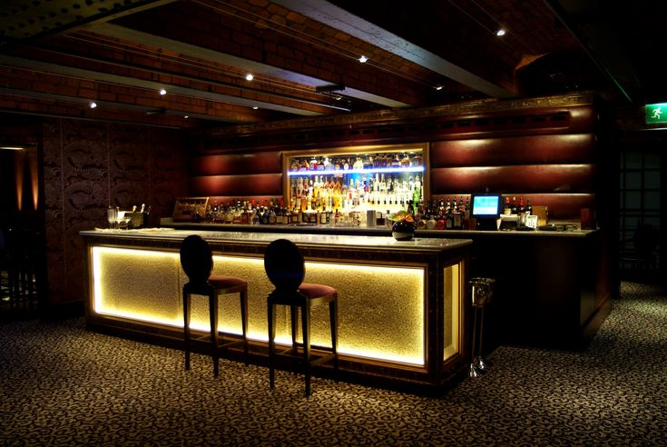 Cocktail Bar Interior Design Bars In 2019 Bar Interior