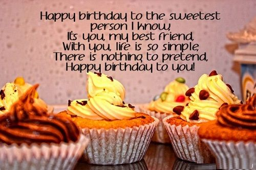 Best happy birthday message, wishes and images