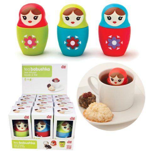 DCI Babushka Tea Infuser