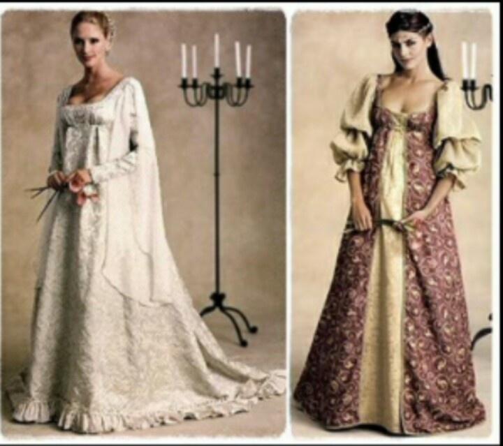 Medieval Dress I Love The Wedding Dress Wonderful