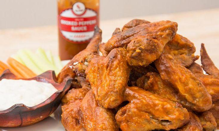 My-Chilli Buffalo Wings