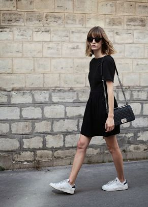 black sundress | @andwhatelse