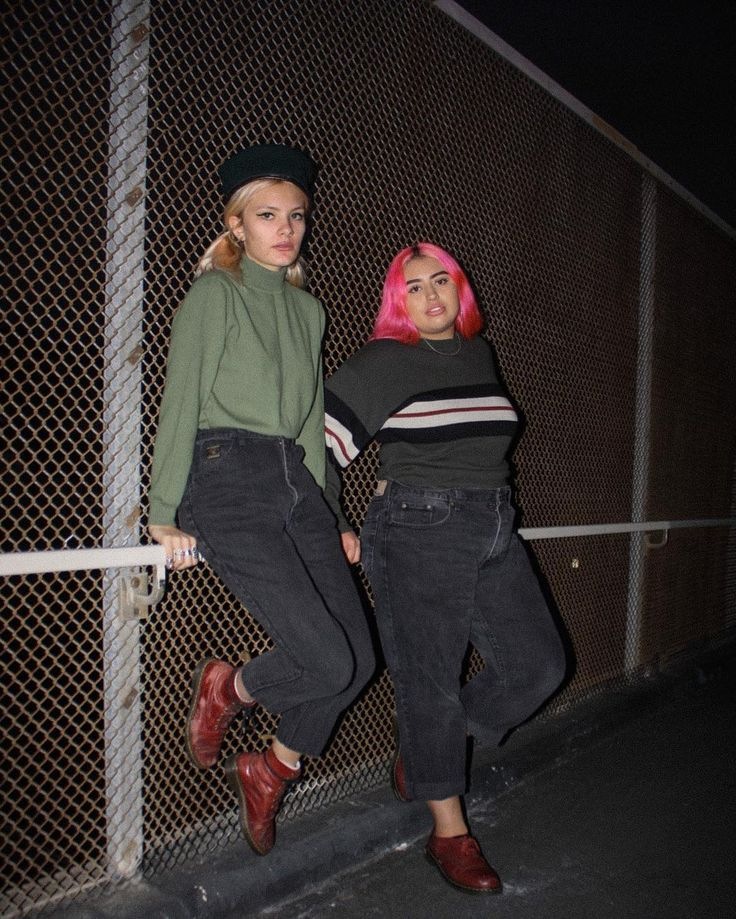 @toodrunk2cum and @uuggh_as_if in #vintage looks from the shop!  view the photo series on our blog