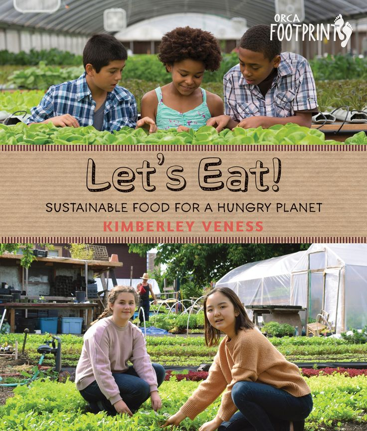 Packed with interesting and sometimes startling facts on agriculture around the world, Let's Eat reveals everything from the size of the biggest farm in the world to how many pesticides are in a single grape to which insect people prefer to eat.