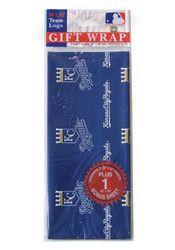 Kansas City Royals Logo Wrapping Paper