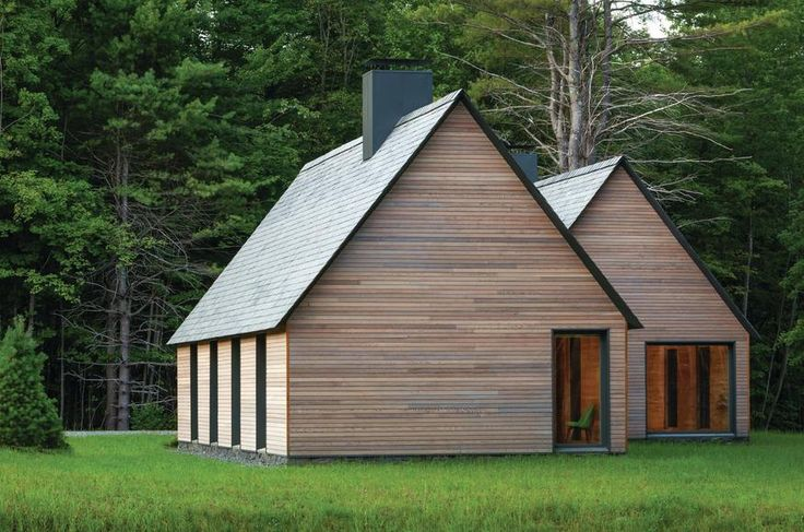 Marlboro Music: Five Cottages | Architect Magazine | HGA Architects and Engineers, Marlboro, Vt., Mixed-Use, Residence Hall, Cultural, AIA - National Awards 2015, Design-Build, Residential Projects, Vermont, Marlboro, Vt.
