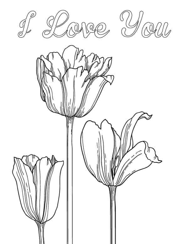 3 Mother S Day Coloring Pages Handmade In The Heartland Mothers Day Coloring Pages Valentines Day Coloring Page Fathers Day Coloring Page