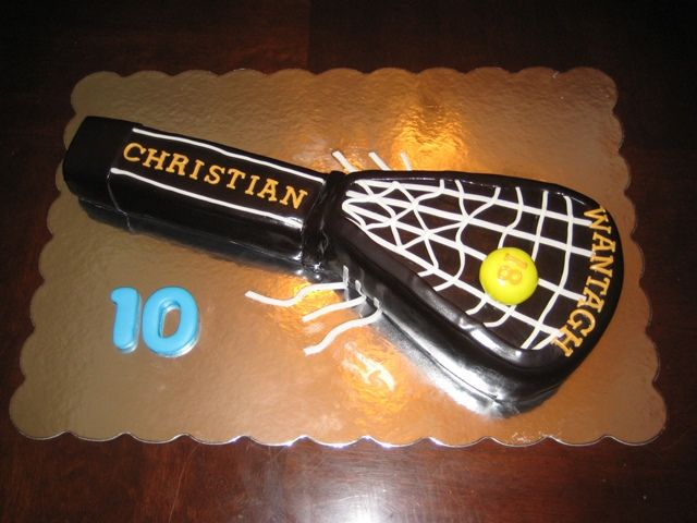 lacrosse cake | topsy turvy graduation cake cakes
