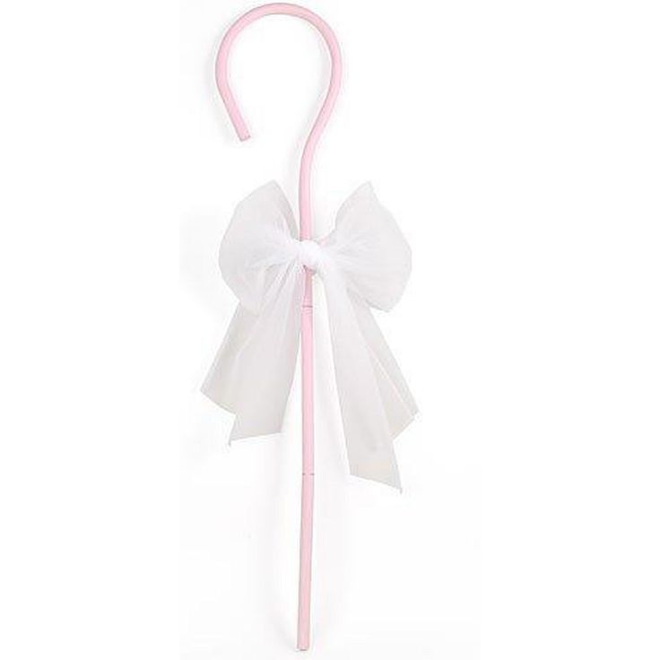 Little Bo Peep Costume Cane, Girl's, Pink