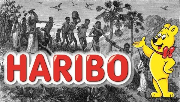Haribo: sweetened with forced labor and abused animals