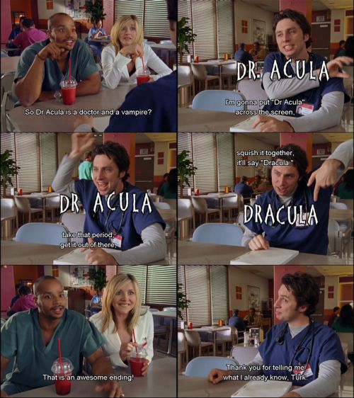 Dr. Acula no words for how much I love this show!!