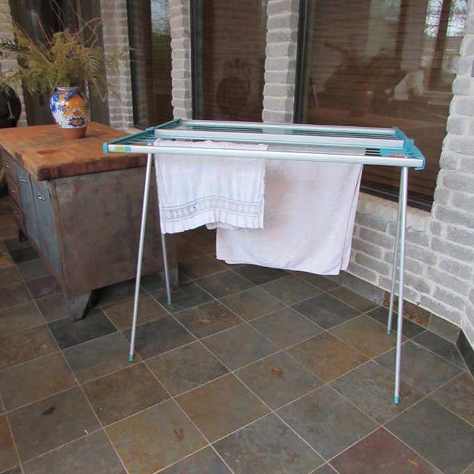 Exaco Juwel Twist Indoor-Outdoor Free Standing Portable Clothes Line Dryer