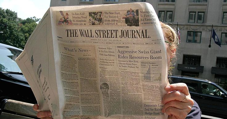 Wall Street Journal is cutting back print outside the US to focus on digital subscriptions