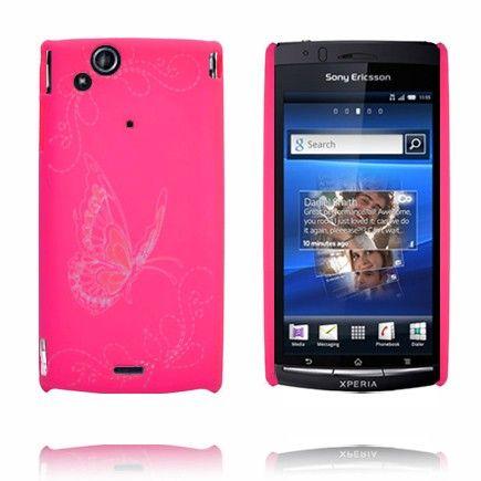 Joy (Rosa) Sony Ericsson Xperia Arc Deksel
