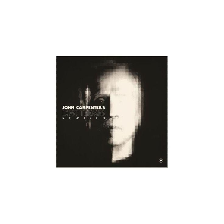 John Carpenter - Lost Themes Remixed (LP) (Vinyl)