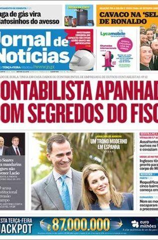 """La """"cuestión catalana"""", la imagen de la monarquía y la crisis, principales retos de Felipe VI según la prensa internacional"""