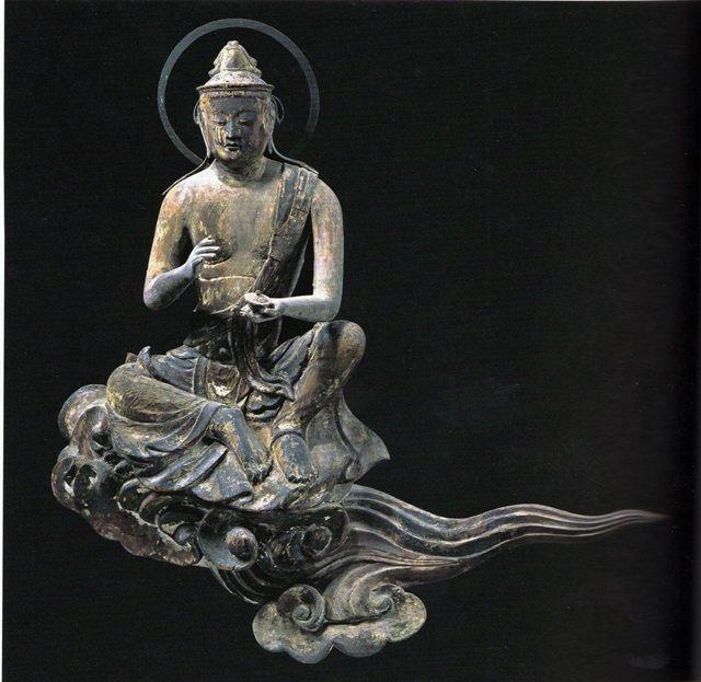 雲中供養菩薩像 南14号