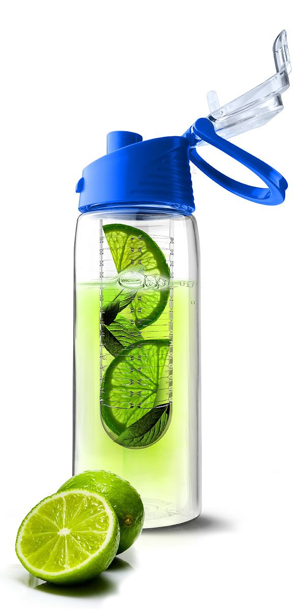 fruit infuser water bottle fruits that start with p