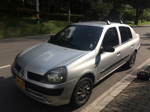 Venta de Vehiculos Usados en Medellin y Bogotá  Renault Symbol Citius Venta en MEDELLIN Modelo 2006 Cilindraje: 1.400 Color: Gris Combustible: Gasolina Aire acondicionado direccion Hidráulica SOAT VIGENTE: Hasta 20 de mayo de 2017 TECNOMECANICA VIGENTE: Hasta 22 de junio de 2017  Video: https://youtu.be/8WokE8IknGw  Valor Venta Directa sin intermediarios: $ 11.000.000  Venta Directa sin intermediarios, papeles al día para traspaso inmediato - Motos y Carros Usados Medellin  tel. 3113547995