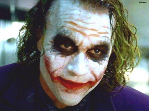 Heath Ledger the best Joker ever!!!!! | Hello there ...