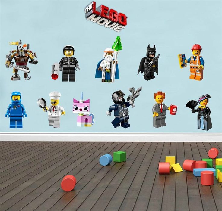 Lego Wall Stickers Winda  Furniture - Lego wall decals vinyl