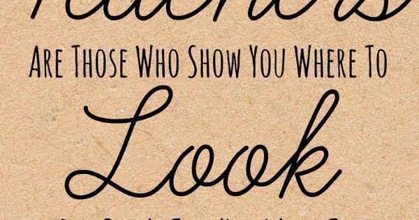 25+ Best Teacher Appreciation Quotes On Pinterest