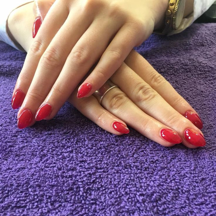 Acrylic extensions with gel overlay created by our beautiful nail technician Jessica!😛 #pontcanna #nails #acrylics #biosculpture