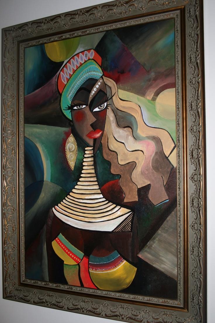 Lil'Dreys Art: My Mona Lisa...