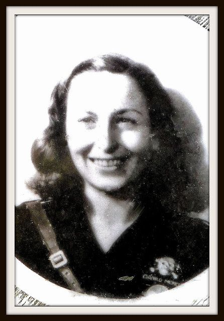 PADOVA -Liana Malavenda, Ausiliaria della Brigata Nera Danilo Mercuri, trucidata dai partigiani, a Padova, il 28 aprile 1945 a guerra finita