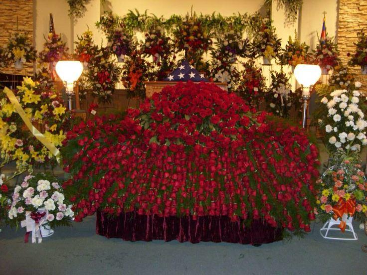 A Rose Blanket Casket Spray Pinterest Roses And Blankets