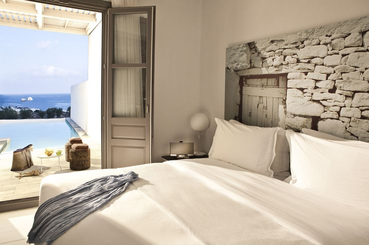 Room with a view of #Folegandros island! #Accommodation #AnemiHotel #DesignHotel #Greece