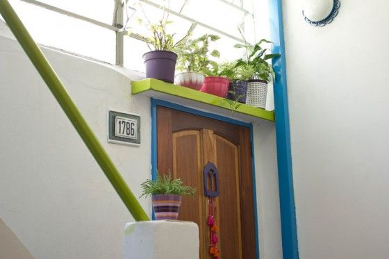 Casa Chaucha » El refugio