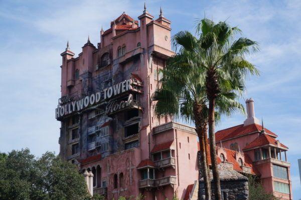 Twilight Zone Tower Of Terror Refurbishment World Of Walt Tower Of Terror Disney World Disneyland
