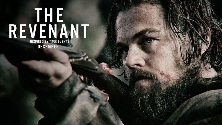 The Revenant / Trailer #1 / Official HD Teaser Trailer / 2016 #TomHardy #LeonardoDiCaprio